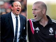 CHÙM ẢNH: 10 sự khác biệt trong các bức ảnh Real Madrid dưới thời Benitez và Zidane