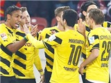 00h30 ngày 24/1, Gladbach - Dortmund: Mưa bàn thắng?