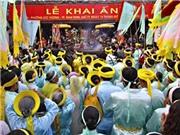 Lễ hội đền Trần năm 2016: Sẽ tổ chức phát ấn sớm hơn