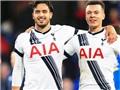 Cochelster 1 - 4 Tottenham: Chadli lập cú đúp, Tottenham đè bẹp đội hạng 3