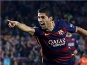 Sút tung lưới Atletico, Suarez tiếp tục dẫn đầu danh sách ghi bàn La Liga