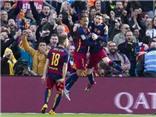 ĐIỂM NHẤN Barca - Atletico: Messi xứng đáng là thủ lĩnh. Atletico trả giá vì vô kỷ luật