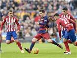 Đá xấu, đá bẩn cũng không cản được Messi