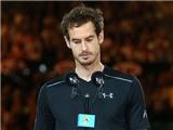 Andy Murray suýt bật khóc khi nói về vợ sau trận Chung kết