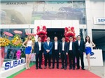 Khai trương showroom Subaru 3S đầu tiên tại TP.HCM