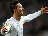 Ronaldo làm nên lịch sử với hat-trick vào lưới Espanyol