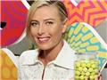Kinh doanh sô cô la, Sharapova trên đường thành tỷ phú bánh kẹo