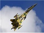 VIDEO: Chiêm ngưỡng 'thần oai' của SU-35S vừa được Nga tung vào chiến trường Syria