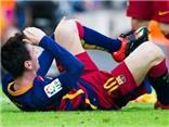 Lionel Messi: Nạn nhân của những pha 'chặt chém' ác ý