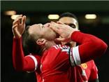 Man United hồi sinh trên đôi chân của Rooney