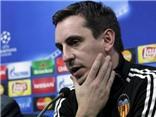 Luis Enrique: 'Neville đã thay đổi Valencia'