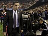 Thảm bại 0-7 trước Barca, Gary Neville vẫn nhất quyết không chịu từ chức