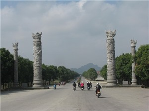 Câu chuyện du lịch: Đến Thung Nham, khám phá 'miệt vườn Nam Bộ' trên đất Bắc