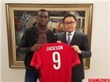 Đến Trung Quốc, Jackson Martinez nhận lương cao không tưởng