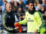 Zidane gia hạn hợp đồng với Real Madrid