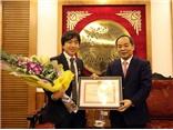 Tuấn Anh đón Tết ở Thái Bình, HLV Miura nhận kỷ niệm chương