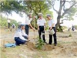 Ký sự Đến với Tết Trường Sa: Tết Trồng cây ở đảo Đá Tây A