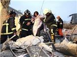 Động đất ở Đài Loan: Đến hiện trường cứu nạn 4 người Việt bị mắc kẹt