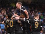 Man City 1-3 Leicester: Thầy trò Ranieri thực sự là ứng viên vô địch!