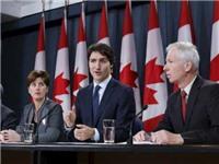 Canada tuyên bố ngừng không kích IS ở Iraq và Syria