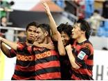 Hà Nội T&T thua trắng Pohang Steelers