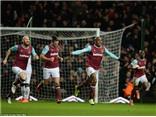 West Ham 2-1 Liverpool: Phút 120 định mệnh