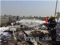 Liên tiếp rơi máy bay quân sự tại Myanmar và Indonesia