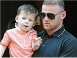 TIẾT LỘ: Con trai Rooney không phải fan Man United