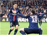 PSG 3-0 Lyon: Ibrahimovic ghi bàn bằng... NGỰC. PSG đá như làm xiếc