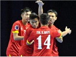 Cầu thủ Việt Nam mất bình tĩnh