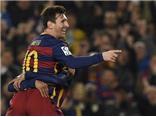 Lionel Messi 'trêu tức' Cristiano Ronaldo