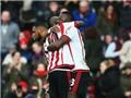 Sunderland 2-1 Man United: Top 4 ngày càng xa vời