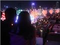 Giới trẻ Đà Nẵng đón valentine bên cầu Tình yêu
