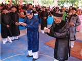 CHÙM ẢNH Lễ hội Minh Thề: Quan thề không tham nhũng, dân thề sống trung thực