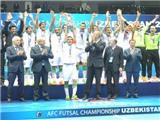 Đánh bại Uzbekistan 2-1, Iran vô địch futsal châu Á 2016