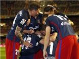 Valencia 1-3 Atletico Madrid: Griezmann và Torres giúp Atletico bám đuổi Barca