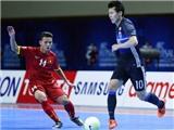 Futsal Việt Nam trước cơ hội gây sốc ở World Cup