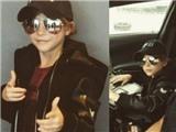 Bé 9 tuổi đóng chính trong phim 'Room' bất ngờ xuất hiện tại ... đồn cảnh sát
