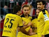 Dortmund 2-0 Mainz: CĐV đột tử trên khán đài trận Dortmund- Mainz