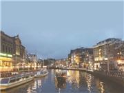 Ngắm Amsterdam từ những dòng kênh