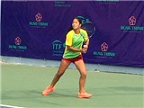 Lian Trần dừng bước ở giải quần vợt U14 ITF nhóm 1 châu Á