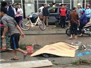 Chùm ảnh: Hãi hùng với hiện trường vụ nổ ở Văn Phú