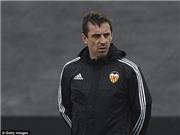 Gary Neville sẽ rời Valencia dù được đề nghị ở lại