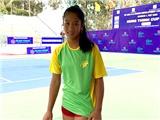 Giải quần vợt U14 ITF nhóm 1 châu Á – Cúp Hưng Thịnh 2016: Lian Trần vào tứ kết
