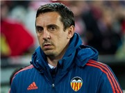 Gary Neville bị Valencia sa thải
