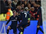 Barca coi chừng, Atletico có lịch sử ngược dòng ở cúp châu Âu