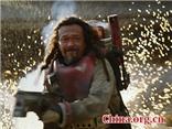 Chân Tử Đan, Khương Văn lạ lẫm trong 'Star Wars' mới mang màu sắc Trung Quốc