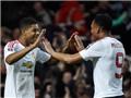 West Ham 1-2 Man United: Rashford lập siêu phẩm, 'Quỷ đỏ' vào Bán kết FA Cup