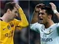 Hậu vệ Inter 'thách' Messi và Ronaldo sang Serie A