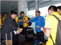 Futsal Việt Nam lên đường du đấu Nhật Bản